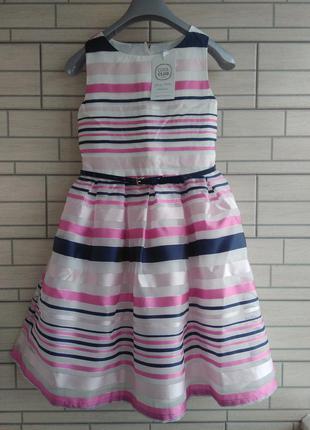 Нарядное платье  128- 134 рост