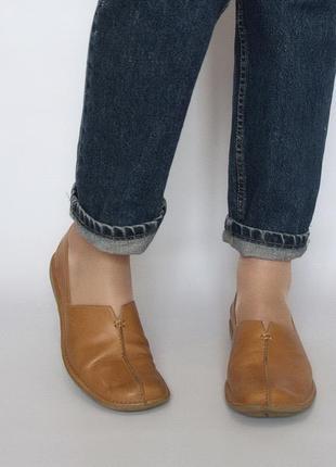 Туфли, мокасины, cherokee, натуральная кожа.