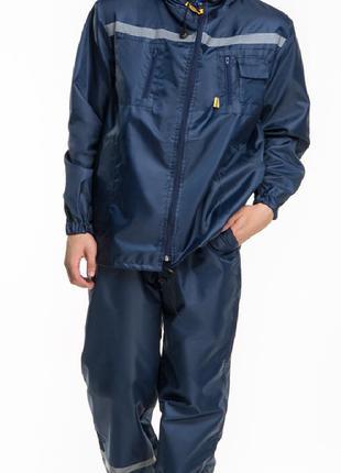 Костюм рабочий водостойкий, костюм с оксфорда