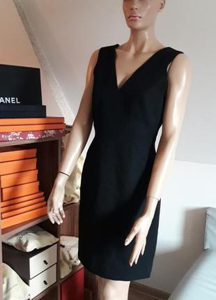 Платье футляр k.lagerfeld! оригинал!