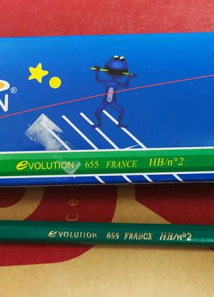 Карандаш графитный  Conte Evolution НВ 655