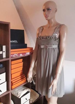 Платье twin-set! оригинал!