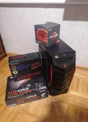 Новый Комп'ютер для Игр и Дома