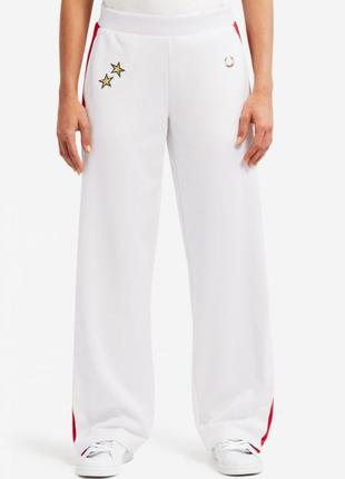 Мега модные штаны размер хл bella freud fred perry оригинал