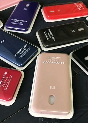 Чехол силиконовый Silicone Case для Iphone,Samsung,Xiaomi Redmi