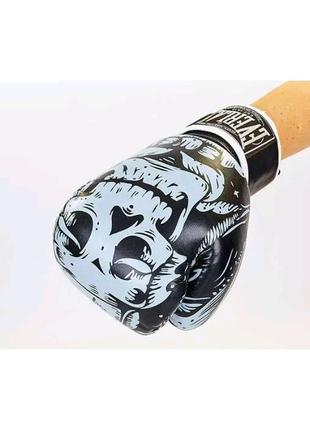 Перчатки боксерские + капа