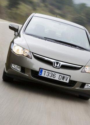 Стекло фары Honda Civic 8 FD 4D 2005-2011