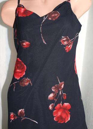 Платье красные розы от wallis petite