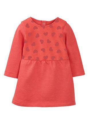 Утеплённое платье для малышки, бренд lupilu! отлично подходит ...