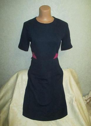 Платье-миди классика