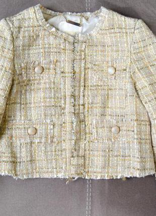 Пиджак для девочки. бренд olimpias.