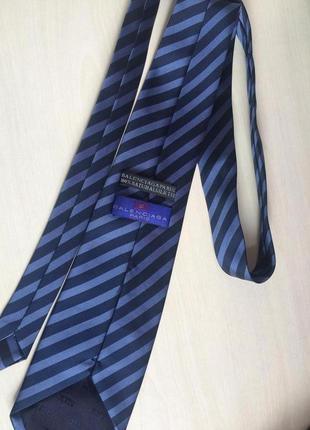 Статусный галстук натуральный шелк