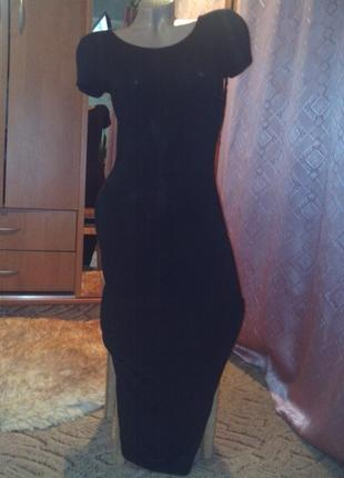 Модное платье-миди-футляр труба от new look