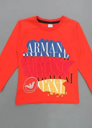 Кофта Armani для мальчика. 2 года