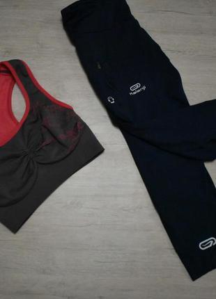Новые спортивные штаны бриджи