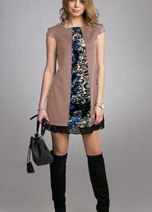 Просто красивое платье-миди