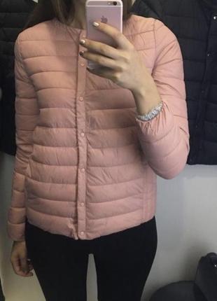 Куртка oodji, курточка, ветровка