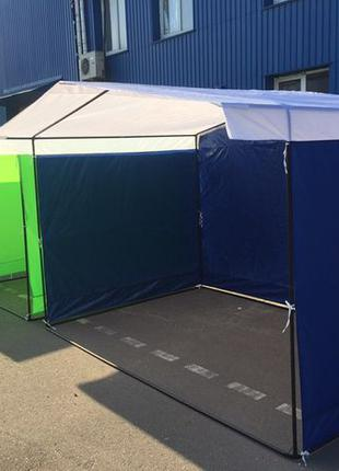 Палатки торговые рекламные агитационные