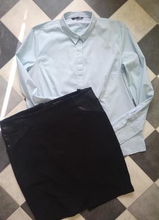 Комплект костюм юбка рубашка от top secret