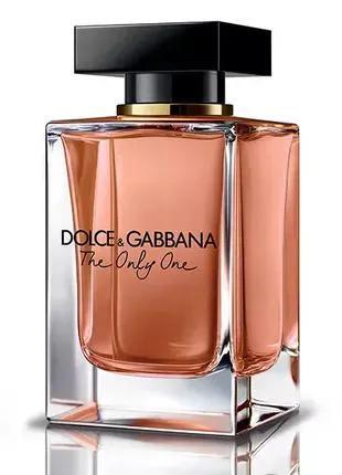 DOLCE & GABBANA The Only One.   Парфюмированная вода женская