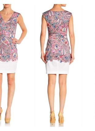 Платье в цветочный принт от fresh connection