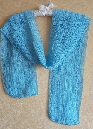 Воздушный шарф сетка