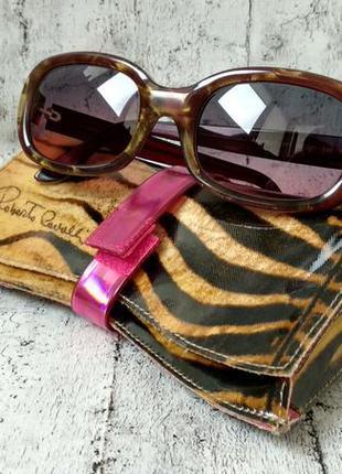 Винтажные солнцезащитные очки roberto cavalli made in italy
