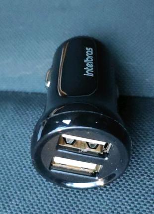 Зарядное в прикуриватель автомобиля