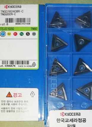 Токарная пластина TNMG160408 TaeguTec