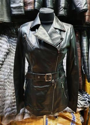 Куртка_косуха трансформер! натуральная кожа!