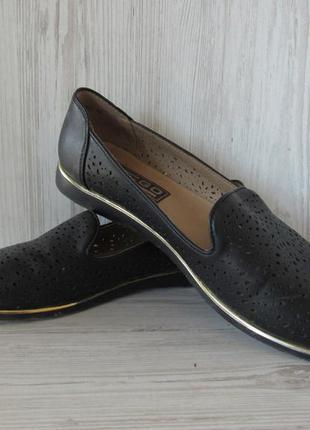 Акция на обувь!=196 туфли балетки летние в сетку от ego