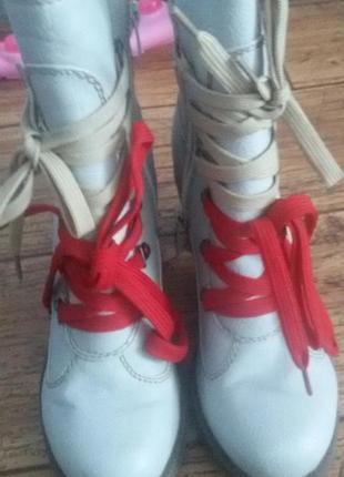 Ботинки утепленные even odd