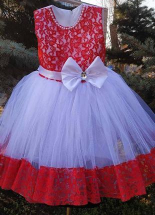 Бальное платье для ваших принцесс💓на рост 2-4лет