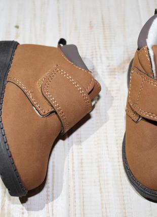 Новые весенние ботиночки h&m