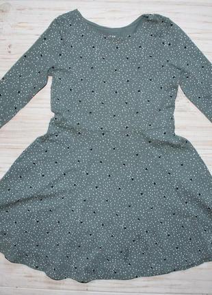 Платье h&m на 4-6лет