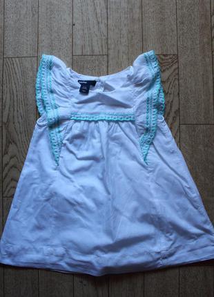 Платье gap 9-12 мес