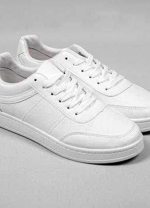Tommy hilfiger white, мужские белые кеды/кроссовки томми