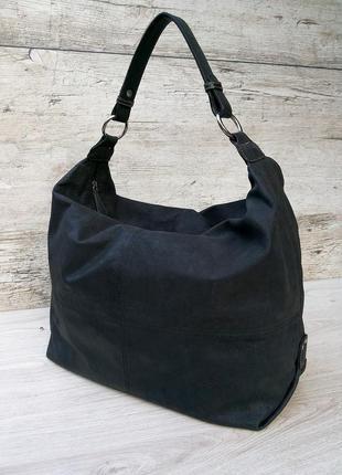 Funbag большая и вместительная кожаная сумка 100% натуральная ...