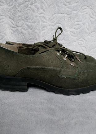 Ботинки женские на шнурках ботінкі жіночі на шнурках