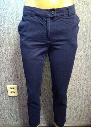 Укороченные брюки штаны. h&m.
