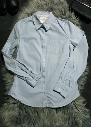 Стильная качественная котоновая рубашка 🖤h&m 🖤