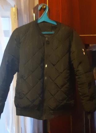 Куртка короткая