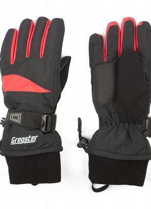 Лыжные женские перчатки gregster, l