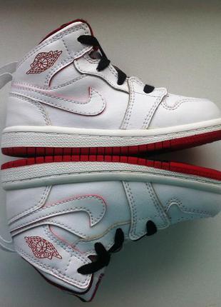 Мега стильные демисезонные кроссовки jordan 👟 🍂размер 21-22 (1...