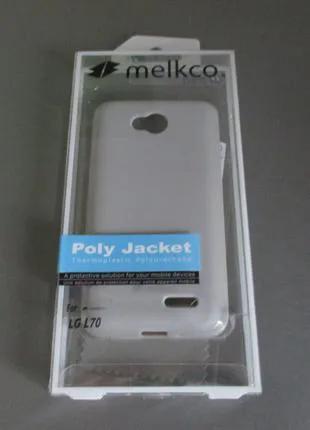 Чехол Melkco для LG L70 D320 D325