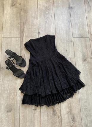 Платье сарафан из шитья iceni в винтажном стиле