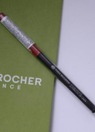 Механический карандаш для губ красная роза ив роше yves rocher