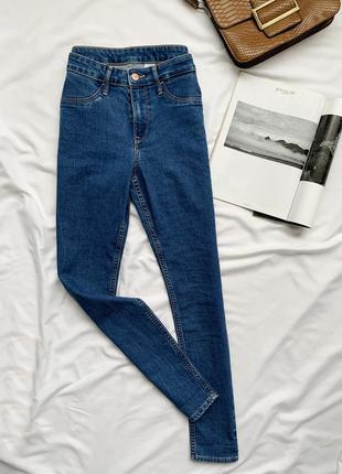 Джинсы, джинси, штани, штаны, синие, сині, h&m