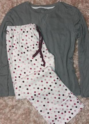 Теплая пижама или костюм для дома primark, анг. 14-16 р. (евро...
