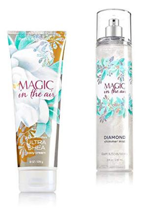 Bath And Body Works Magic In The Air Body Cream And Fine Fragranc